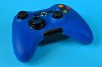 granatowy kontroler Xbox